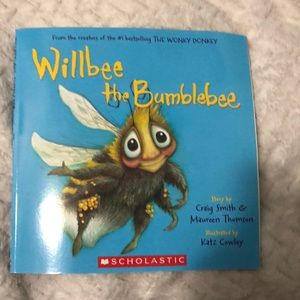 Brand new Willbee the Bumblebee